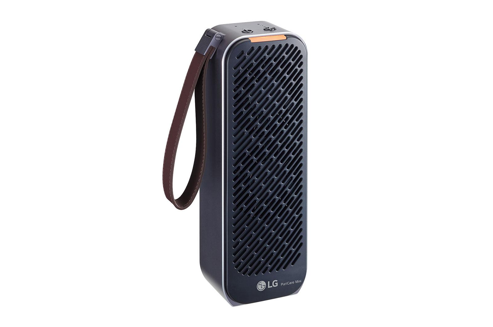 Máy lọc không khí LG PuriCare™ mini màu đen - Điện Máy Hà Nội LG puricare  mini